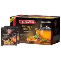 Чай Teekanne Thyme-Honey черный с чабрецом и медом 20 пакетиков