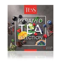 Чай Tess ассорти 45 пакетиков-пирамидок