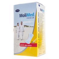 Прокладки впитывающие урологические MoliMed Premium Ultra Micro (28 штук в упаковке)