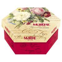 Чай Maitre de The Цветы ассорти 60 пакетов