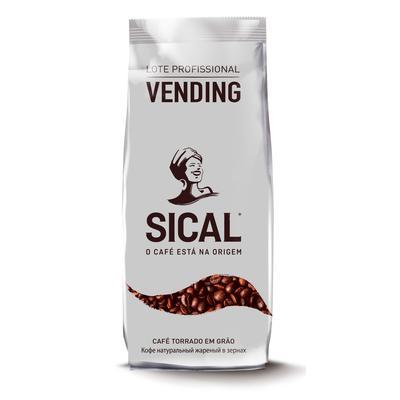 Кофе в зернах Sical Vending 1 кг