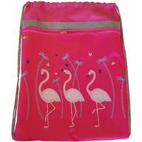 Мешок для обуви №1 School Фламинго