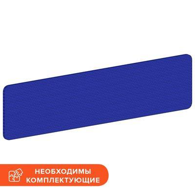 Чехол на молнии тканевый Steel 11816Ч (синий, 1600х30х396 мм)