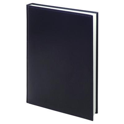 Ежедневник датированный на 2020 год Attache Каньон искусственая кожа А4 176 листов синий (200x270 мм)