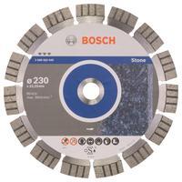 Диск алмазный Bosch Best for Stone 230 мм (2608602645)