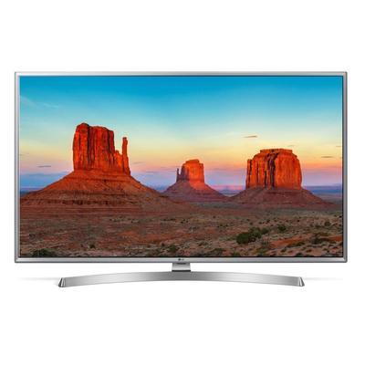 Телевизор LG 43UK6510 серебристый