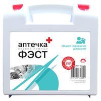Аптечка первой помощи офисная АОН ФЭСТ (бокс пластиковый)