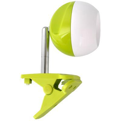 Светильник настольный Camelion KD-798 C34 зеленый/белый