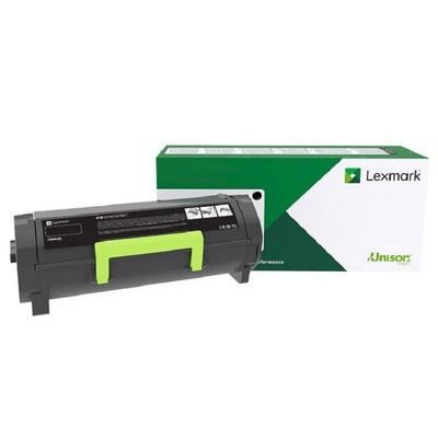 Картридж лазерный Lexmark 56F5H0E черный оригинальный повышенной емкости