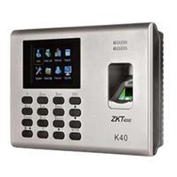 Терминал биометрический ZKTeco k40