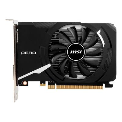 Видеокарта MSI GeForce GT 1030 Aero ITX (GT1030 AERO ITX 2GD4 OC)