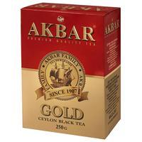 Чай Акбар Gold черный 250 г