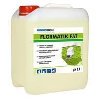 Средство для машинной и ручной мойки полов от масляно-жировых загрязнений Lakma Profimax Flormatik Fat 5 л (концентрат)