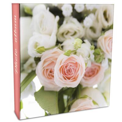 Фотоальбом Delicate flowers 50 листов магнитный 63682/LM-SA50RB