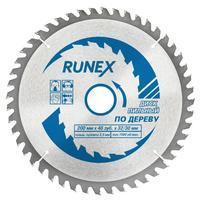 Диск пильный Runex по дереву 200х32/30 мм Z48 (551013)