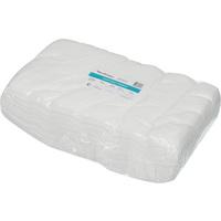 Полотенце одноразовое белое Стандарт 35 х 70 см (50 штук в упаковке)