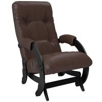 Кресло-глайдер Модель 68 Amber (коричневое, 600х890х960 мм)
