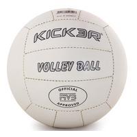 Мяч волейбольный Kicker Tip белый (размер 5)