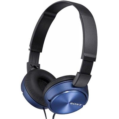 Наушники Sony MDR-ZX310 синие