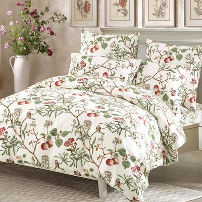 Постельное белье СайлиД A-177 (2-спальное с европростыней, 2 наволочки 70х70 см, поплин)