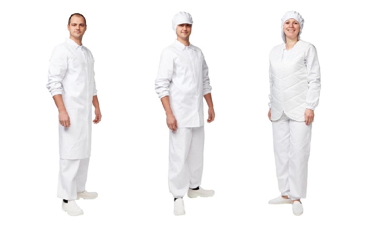 Униформа для пищевого производства у17