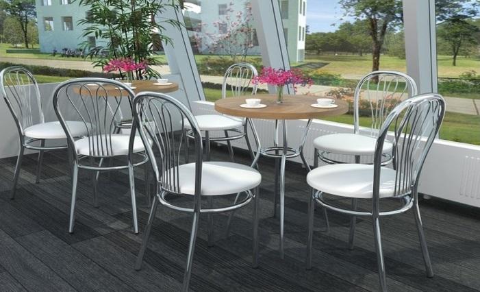 Мебель для фуд-кортов и столовых