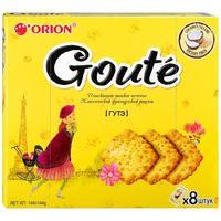 Печенье Orion Goute в подарок!