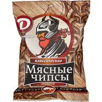 Чипсы Дымов классические из свинины сыровяленые 25 г