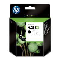 Картридж струйный HP 940XL C4906AE черный повышенной емкости оригинальный