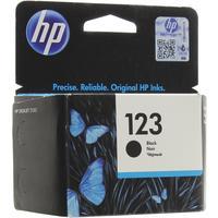Картридж струйный HP 123 F6V17AE черный оригинальный