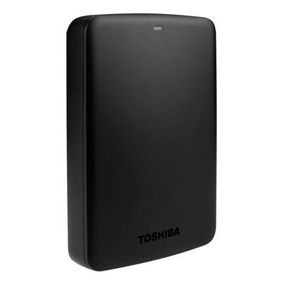 Внешний жесткий диск Toshiba Canvio Basics 2Tb (HDTB420EKCAA)