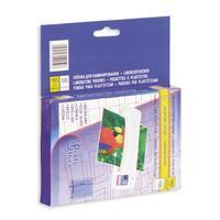 Пленка для ламинирования ProfiOffice 100x146 мм глянцевая (100 штук в упаковке)