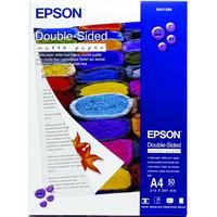 Фотобумага универсальная Epson S041569 двухсторонняя (матовая, А4, 178 г/кв.м, 50 листов)