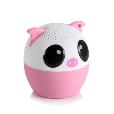 Колонка портативная Bluetooth 4.1 Iconik Свинка