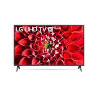 Телевизор LG 43UN71006LB серый