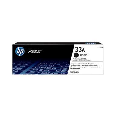 Тонер-картридж HP 33A CF233A черный оригинальный