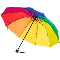 Зонт Радуга механический разноцветный (653116)