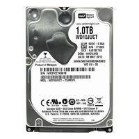 Жесткий диск Western Digital 1 ТБ (WD10JUCT)