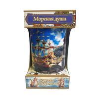 Чай подарочный Abigail Морская душа листовой черный 50 г