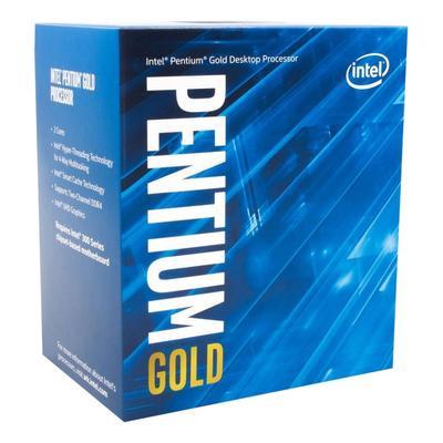 Процессор Intel Pentium Gold G6405 Box (BX80701G6405  S RH3Z)
