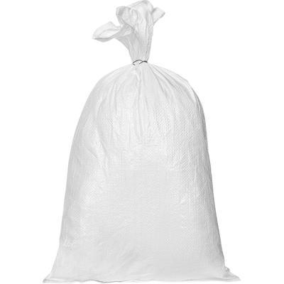 Мешок полипропиленовый высший сорт с вкладышем белый 46x75 см (100 штук в упаковке)