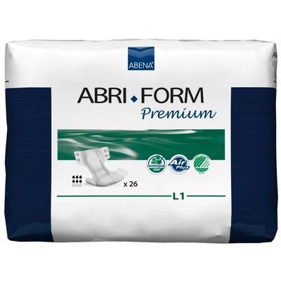 Подгузники для взрослых Abri-Form Premium размер L1 (26 штук в упаковке)