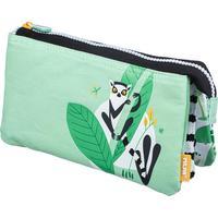 Пенал-косметичка Milan Hyde&Seek зеленый 081133HSB