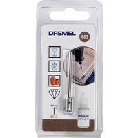 Сверло по стеклу Dremel 663 6.4 мм (26150663JB)
