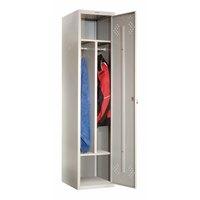 Шкаф для одежды металлический Практик LS-11-40D 2 отделения