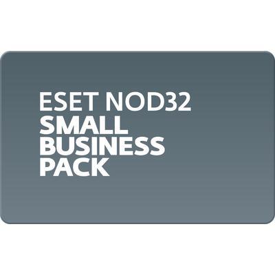 Программное обеспечение ESET NOD32  Bus Pack 3(NOD32-SBP-NS(KEY)-1-3)