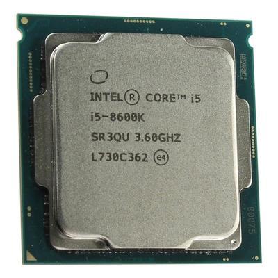 Процессор Intel Core i5 8600K OEM (SR3QU)