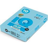 Бумага цветная для печати IQ Color голубая пастель OBL70 (А4, 80 г/кв.м, 500 листов)