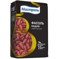 Фасоль Мистраль Кидни темно-красная 450 г