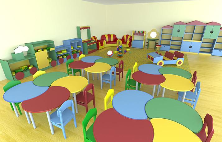 Детская мебель Рассвет